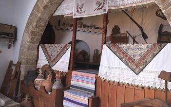 Koskinou Traditional House