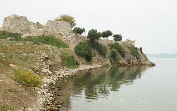 Likithos Castle  - Ancient City of Toroni