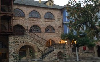 Holy Monastery of Pantocratoros