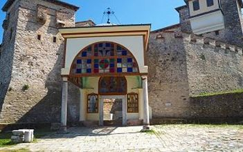 Monastery of Megisti Lavra