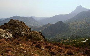 Gorge Agios Charalampos