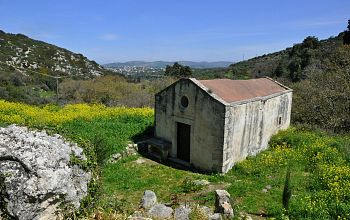 Gorge of Spiliotissa