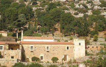Vosakou Monastery