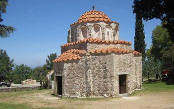 Church Agios Nikolaos Fountoukli