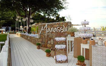 Manassu Beach Bar and Restaurant