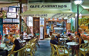 Cafe Karpathos