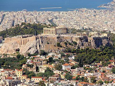 Афины: куда сходить и что посмотреть
