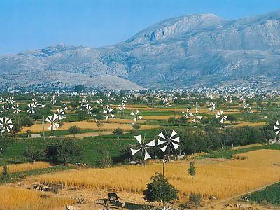 Достопримечательности Лассити (Крит)