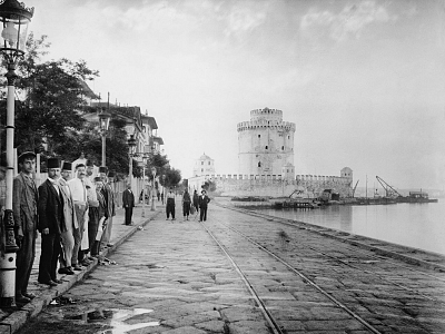 Red on White: the dark past of the White Tower of Thessaloniki