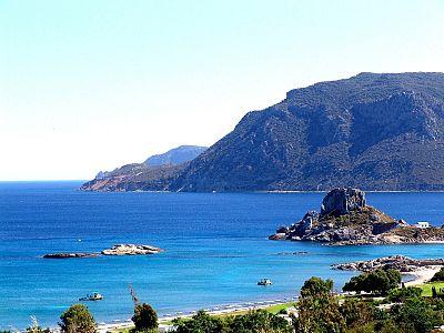 Лучшие пляжи острова Кос