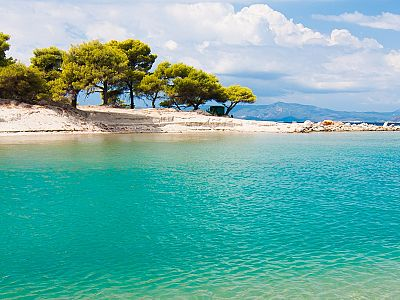 The Best Beaches of Halkidiki