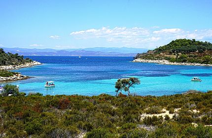 What to see in Sithonia during 1 day. Sights of Sithonia
