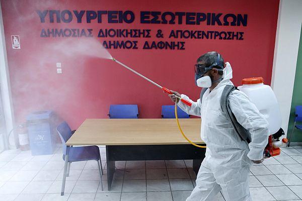 Коронавирус в Греции в апреле 2020: последние новости