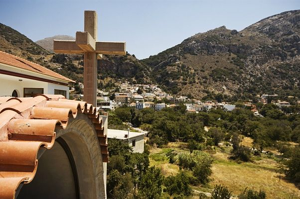 Достопримечательности Спили (Крит)