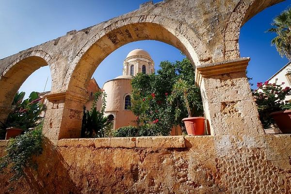 Must visit religious sites in Crete