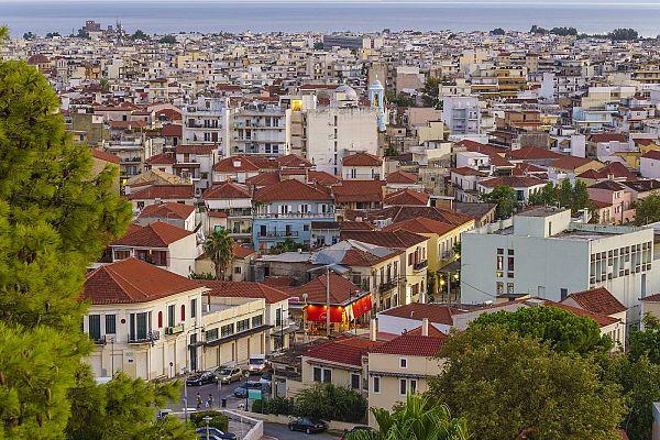 Афины — Каламата: как добраться