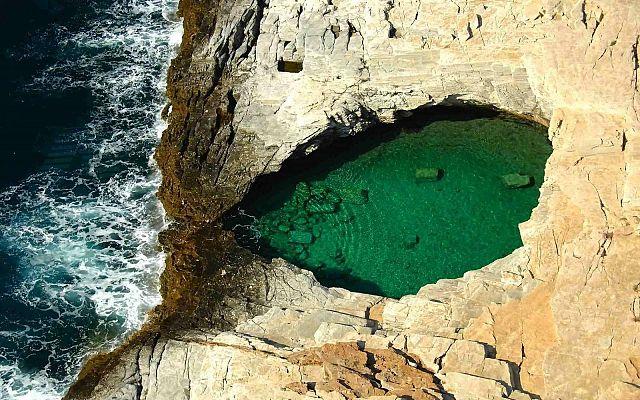 Остров Тасос (Греция): достопримечательности
