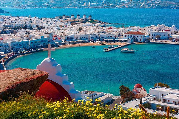 Лучшие места для отдыха в Греции
