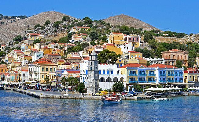 Остров Сими (Греция): достопримечательности