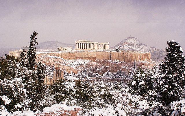 Что посмотреть в Греции в декабре?