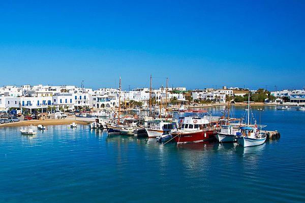 Остров Антипарос за один день: 5 идей для отдыха