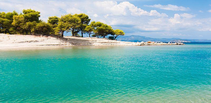 The Best Beaches of Halkidiki